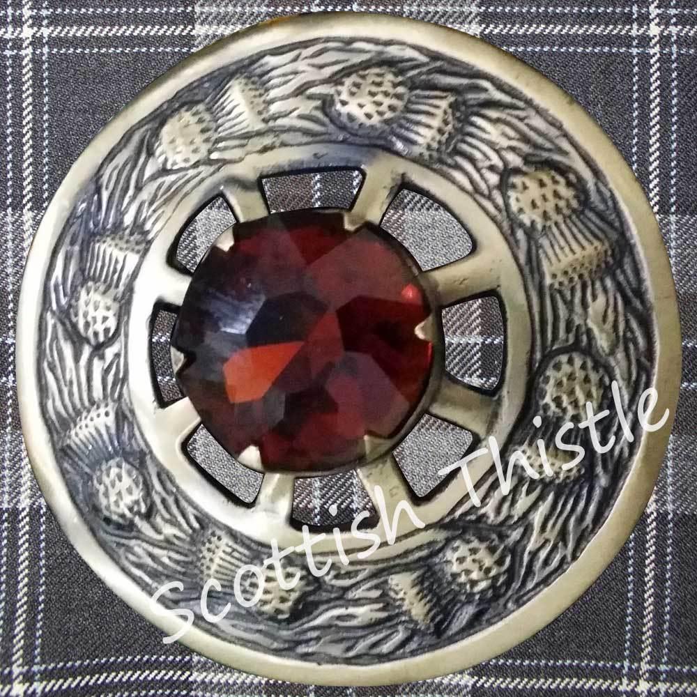 Scottish Kilt Pin Brooches 3