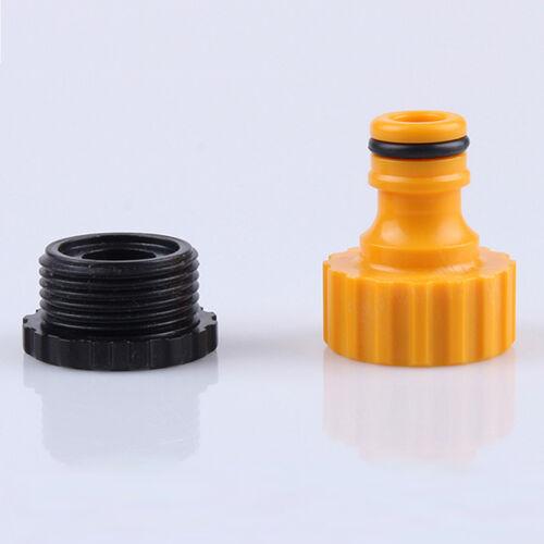 Hozelock Außengewindebohrer  Schlauchendverbinder 3//4 /'und 1//2/' Tap Conne K7R4