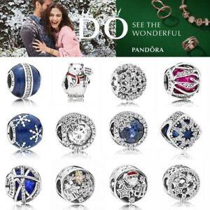 Pandora Charms Weihnachten.Details Zu Pandora Charms Winterkollektion Weihnachten 2017