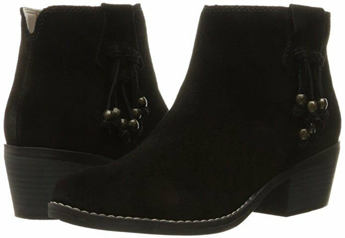 White Mountain Women's Booties Havana shoes Suede 6.5M