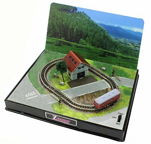 Z gauge Z Shorty mini layout set SS001-1 model railroad supplies