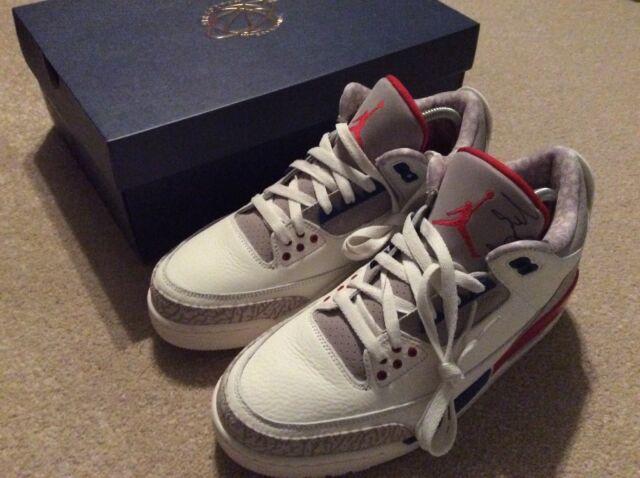 55ff7ba608eb4c Nike Air Jordan 3 Retro  international Flight  Uk8 Us9 for sale ...