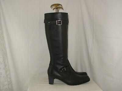bottes cavalières affaire de style cuir