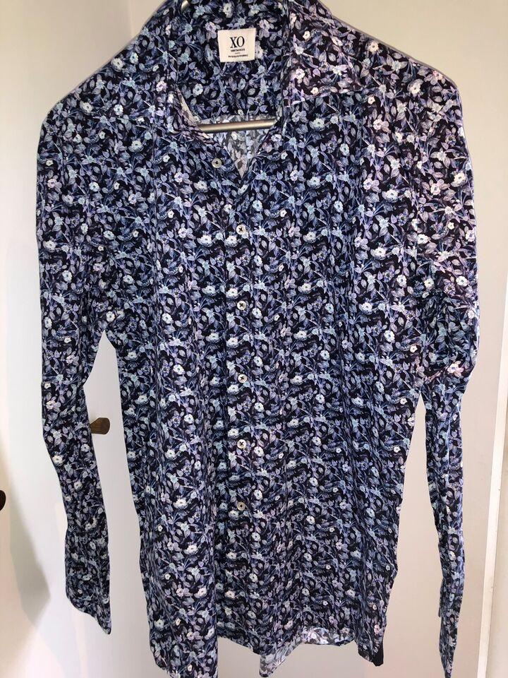 f1bd6ba621b Skjorte, XO Shirtmaker by Sand, – dba.dk – Køb og Salg af Nyt og Brugt