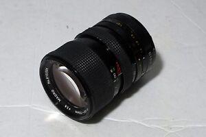 ACCESS-P-MC-35-70mm-f2-5-3-5-LENS-w-caps-for-fx-camera-mt-MACRO-58mm-filter-thrd