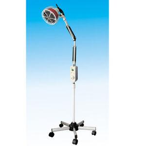 Image Is Loading TDP Lamp 250W Floor Standing Infrared Heat Adjustable