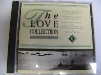 Love Collection 6 (1989) Dionne Warwick, Alexander O'Neal, John Waite, Ma.. [CD]