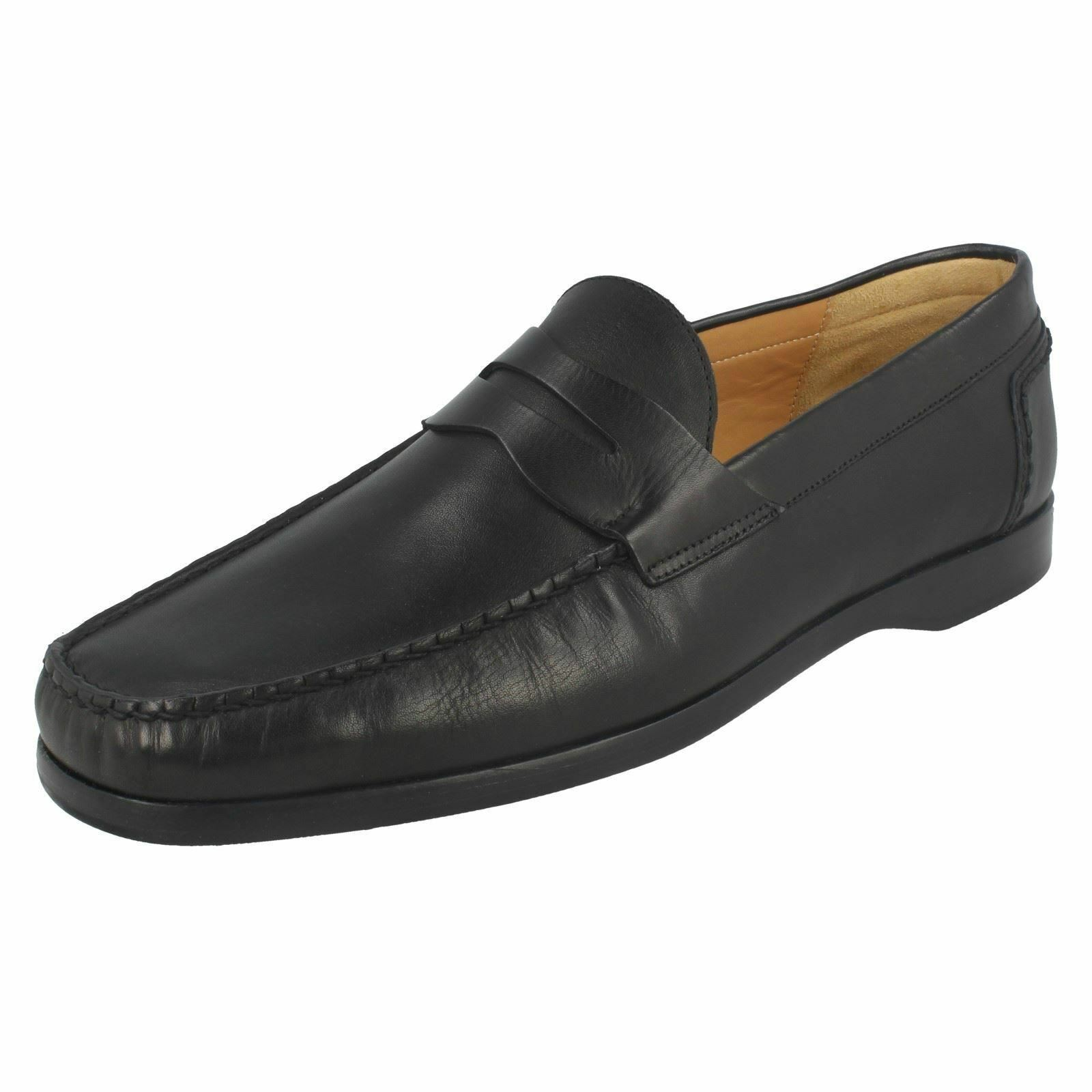 Mens Grenson Slip On shoes 'Newport'