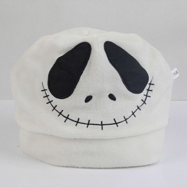 8545ae3cafb Frequently bought together. Disney NIGHTMARE BEFORE CHRISTMAS Jack  Skellington Soft Plush Hat ...