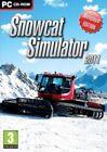 Snowcat Simulator 2011 PC SIM Game Great 1st