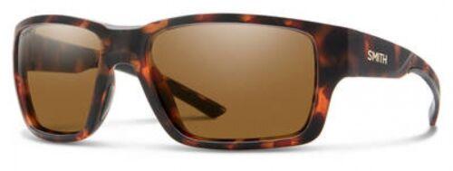 NEW Smith SMT Outback Sunglasses 0N9P Matte Havana 100/% AUTHENTIC