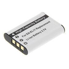 Akku Batterie für Pentax EN-EL11 Optio M50 M60 V15 V20