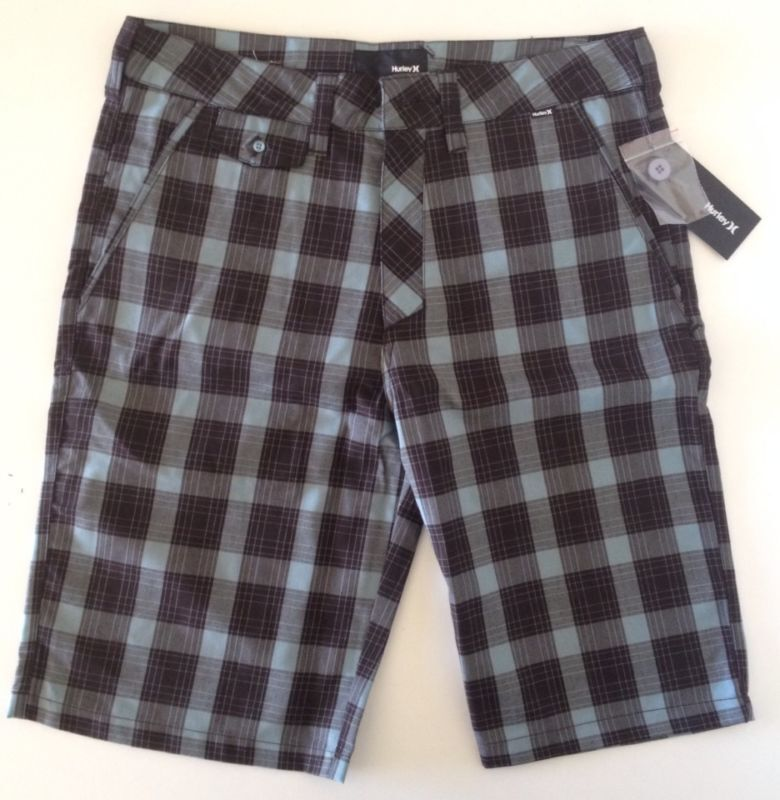 New Men's HURLEY Reuse Walkshort Casual shorts Size 30 - FREE SHIPPING