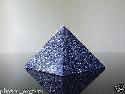 Orgon-energie Akku Pyramide Wilhelm Reich Inspiriert 'earth' Frequenz 3,5 Hz
