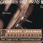 Don Juan Georges Brassens