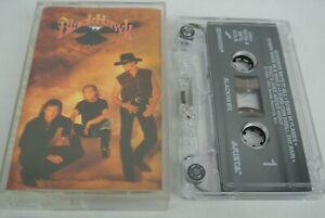 BLACKHAWK SELF TITLED 1993 ARISTA CASSETTE