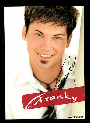 Sammeln & Seltenes Autogramme & Autographen UnabhäNgig Franky Autogrammkarte Original Signiert ## Bc 63795