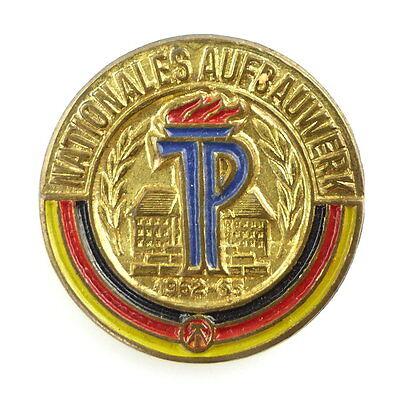 #e2511 Band V Nr.1271b Abzeichen Pionierabzeichen  des nationalen Aufbauwerks