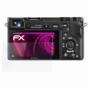 atFoliX-Pellicola-Vetro-per-Sony-Alpha-a6000-ILCE-6000-9H-Armatura-di-protezione