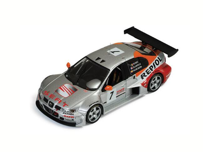 Ixo Models 1 1 1 43 GTM 094 Seat Toledo GT  7 Test Day 24h de Francorchamps 2003 NEW ff604c