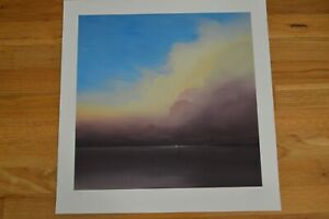 Lawrence-Coulson-034-To-The-Shore-034-Original-Giclee-Hand-Signed-amp-Hand-Numbered