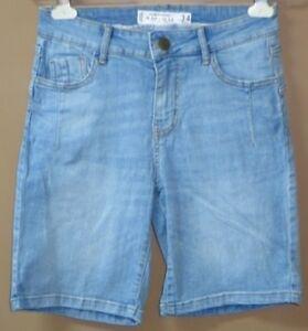 A10-New-Amisu-Loose-Fit-Women-Stretchy-Shorts-Size-32