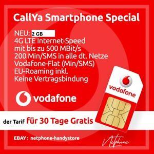 Vodafone Gratis Karte