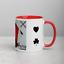 thumbnail 7 - Afghan Kite Design Coffee Mug - Stylish & Sleek ( Design Name Black-Jack )