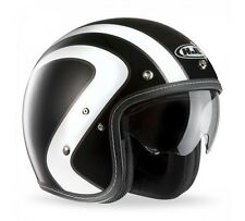 CASCO HJC FG70S BOARD BLACK MC5 TAGLIA M