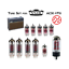 thumbnail 1 - Tube Set fits Vox AC30 6TB  and Vox AC30 6TBX JJ Electronics Vacuum Valves