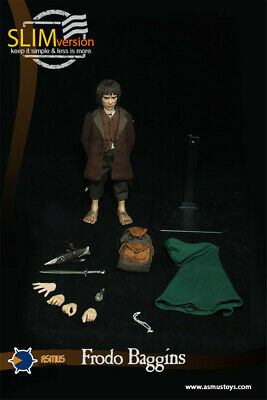 Asmus Toys 1//6 LOTR014S Frodo Baggins The Lord of the Rings Action Figure