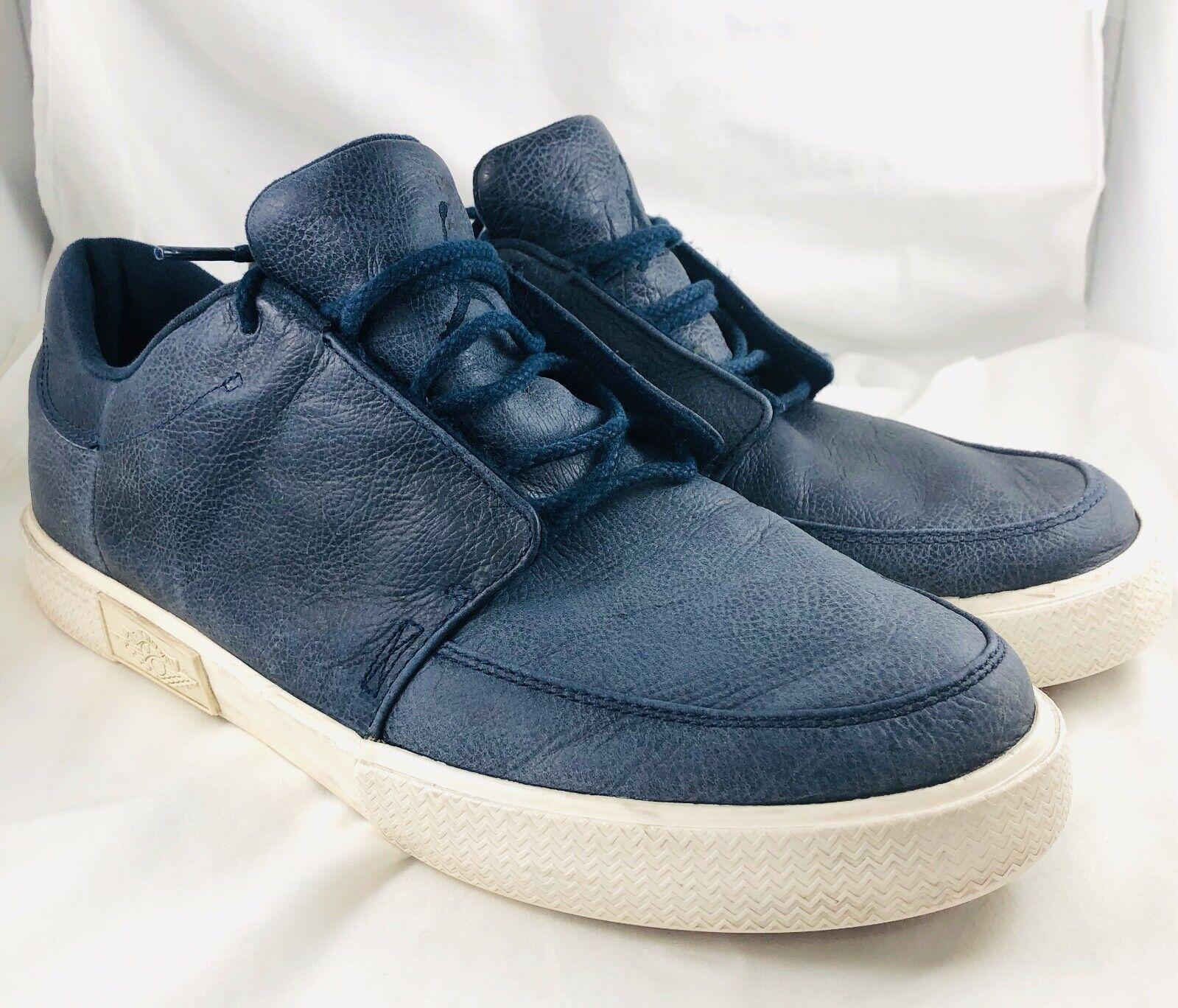 AIR JORDAN JORDAN JORDAN V.5 GROWN LOW OBSIDIAN blu SAIL 428902-402 uomo scarpe Dimensione 10 c99c9d