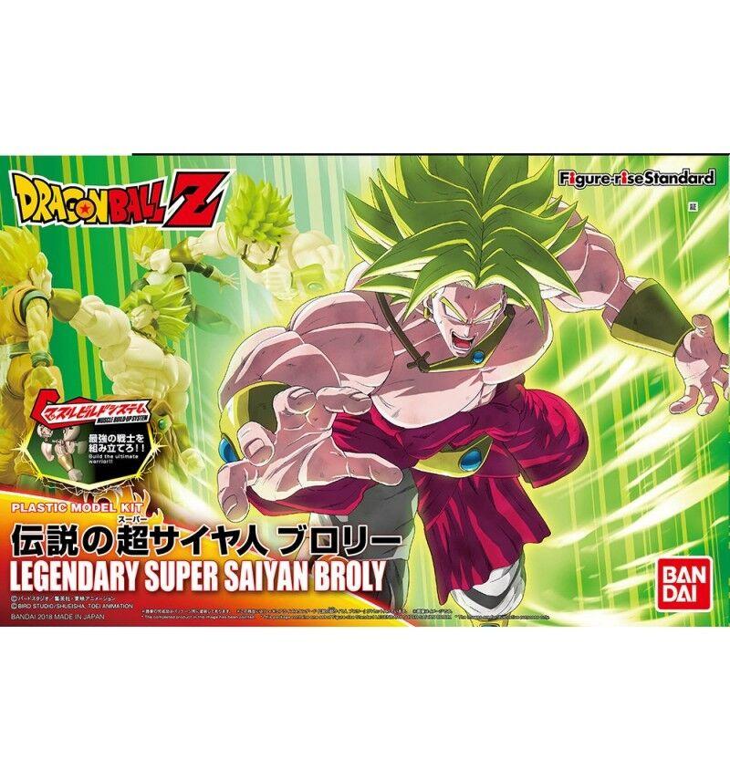 Bandai FIGURE-RISE DRAGON BALL Z - LEGENDARY SUPER SAIYAN BROLY  Model Kit