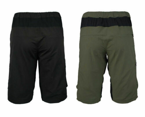 Men/'s Baggy Cycling Shorts MTB Bike Shorts with 3D Padded Cycling Underwear