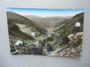 Ansichtskarte-Nussbachtal-Schwarzwald-1963