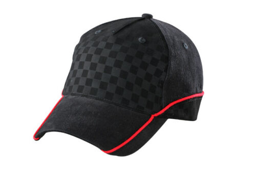 5 Panel Racing Cap Embossed hochwertige Basecap Cappi Kappe