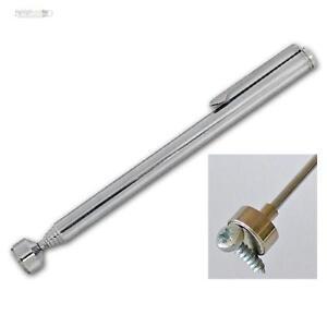 Teleskopwerkzeug-con-Iman-y-Clip-Mantiene-hasta-1-5kg-130-640mm-Largo