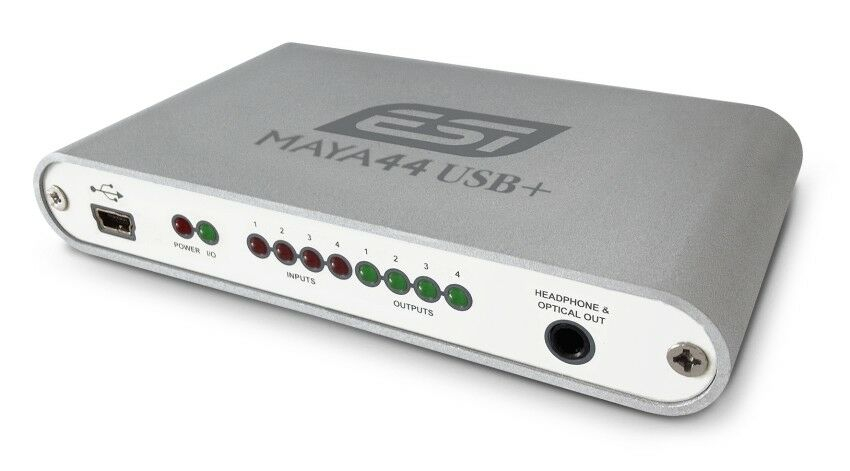 ESI maya 44 USB + + + - USB Audio Interface e43b04
