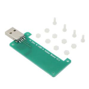 Raspberry-Pi-Zero-Zero-W-USB-A-Addon-BoardUSB-Connector-Expansion-Board-US