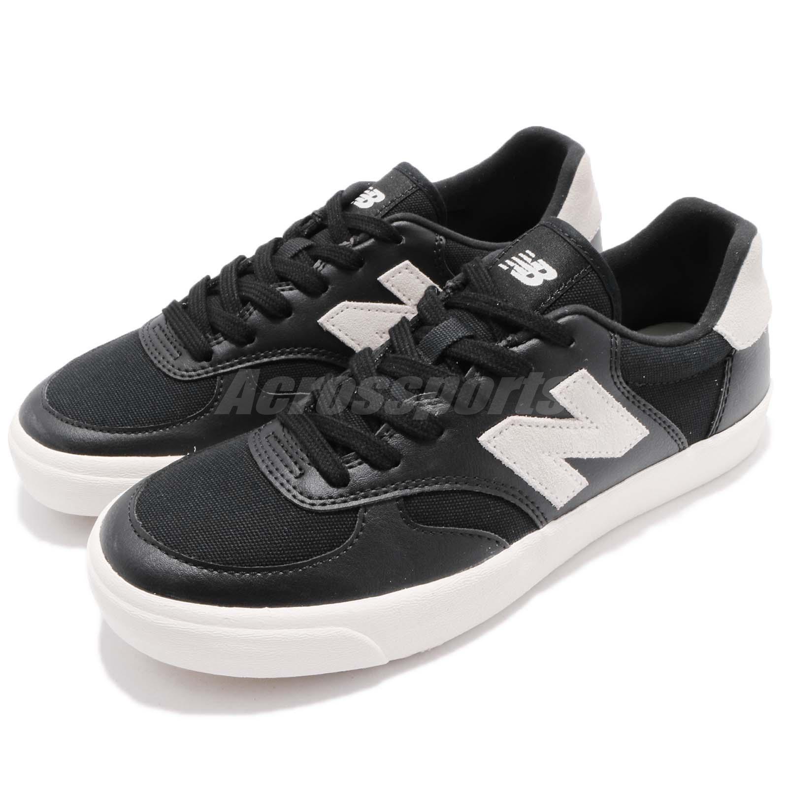 New Balance CRT300XB D Court noir Ivory hommes Chaussures Sneakers CRT300XBD