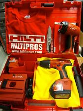 HILTI SF 151-A  HAMMER DRILL KIT, BRAND NEW, W/ HILTI FLASHLIGHT, FAST SHIPPING