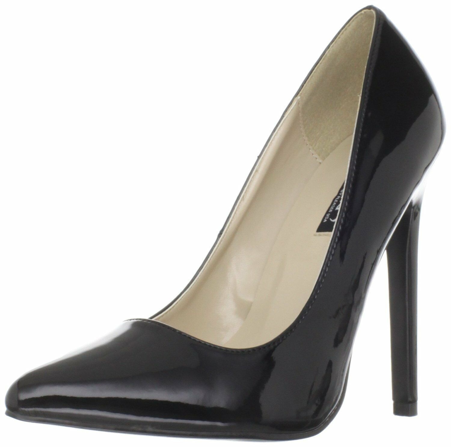 PLEASER SEXY 20 POINTY TOE 5 1/4