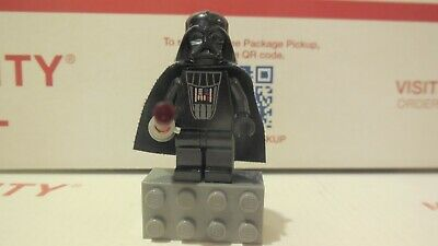 LEGO STAR WARS MINIFIGURE DARTH VADER WITH LIGHT UP LIGHT ...