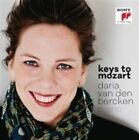 Keys to Mozart (CD, Feb-2015, Sony Classical)