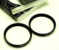 2pc 43mm Mc Uv Filters For Voigtlander Bessa, Leica Canon & Others Lens