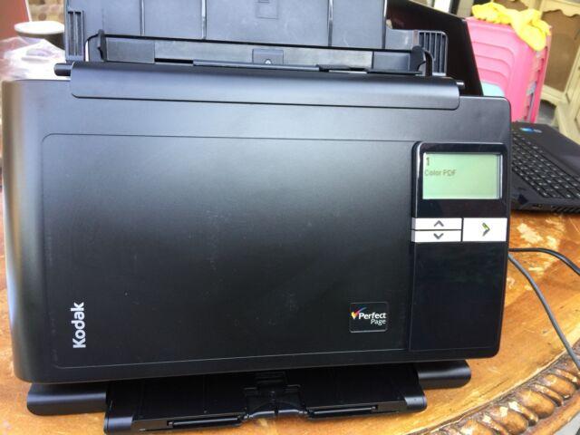 Kodak I I2600 Sheetfed Scanner Ebay