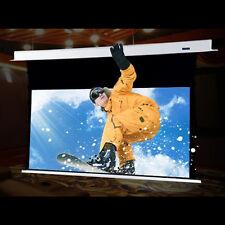 """HiViLux Deckeneinbau 16:9 Tension Leinwand/Screen 150"""" 332x187cm 4K/G=1,0/3D/2D"""