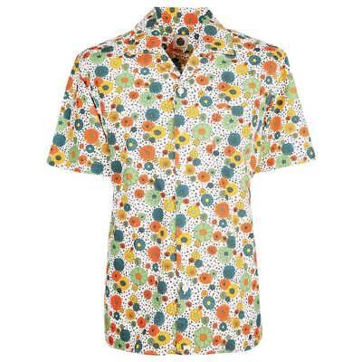 Bnwt Pretty Green Navy Blue Mitchell T-shirt à manches longues XXL £ 35 C7GMU95709105