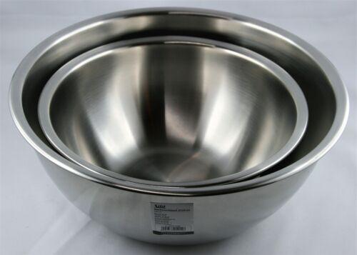 Silit Küchenschüssel Set 16 und 20cm Edelstahl