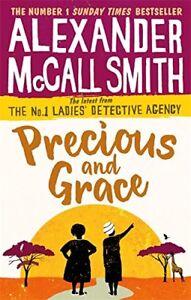 Alexander-Mccall-Smith-Precieux-et-Grace-Tout-Neuf-Livraison-Gratuite